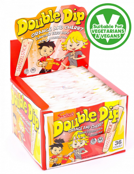 Swizzels Double Dip  Full Box 36